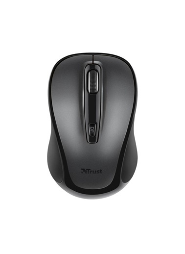 Trust Trust 23266 Sıero Sessiz Kablosuz Siyah Mouse Renkli